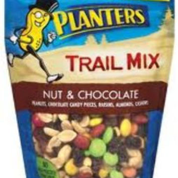 planters nut & chocolate trail mix 6 oz Case of 12