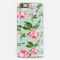 Pretty Floral iPhone 6 case by Allyson Johnson | Casetify
