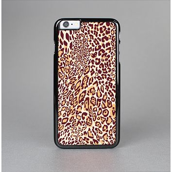 The Wild Leopard Print Skin-Sert Case for the Apple iPhone 6 Plus