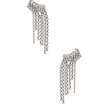 Isabel Marant A While Shore Earrings in Transparent | FWRD
