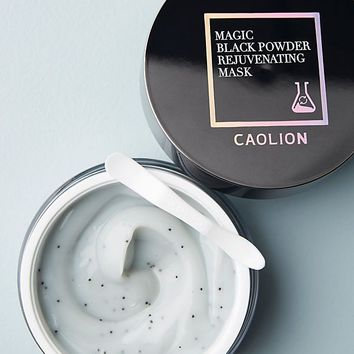 Caolion Magic Black Powder Rejuvenating Face Mask