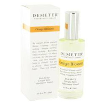 Demeter Orange Blossom Cologne Spray By Demeter