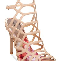 Madden Girl Directt Caged Sandals Shoes - Sandals - Macy's