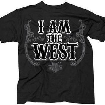 Ice Cube I Am The West Hip Hop Rap Music Officially Licensed Adult T-Shirt S-3XL