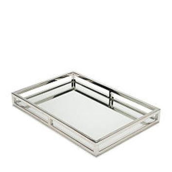 Modern. Southern. Home.™ Rectangular Mirrored Tray