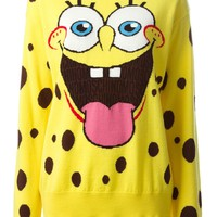 Moschino SpongeBob intarsia sweater