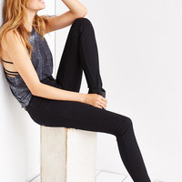 BDG Twig High-Rise Skinny Jean - Black   Urban Outfitters