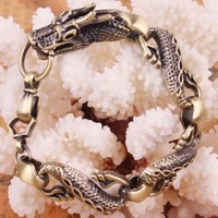 Dragon Bracelet for Karmic Backlash Revenge with Guardian | annikasmagickalarts - Limited Run on ArtFire