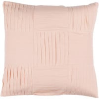 Gilmore Pillow  Pale Pink