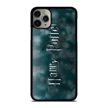 DEATHLY HALLOWS HARRY POTTER iPhone Case Cover