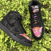 "AIR JORDAN 1 ""LOS PRIMEROS"" BASKETBALL SHOES 40-47"