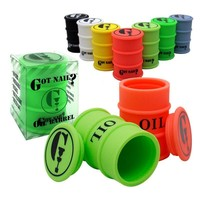26ml Silicone Oil Barrels by Got Nail?