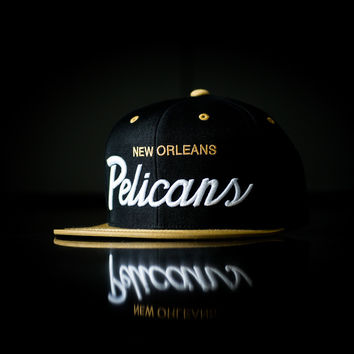 Politics x Mitchell & Ness Pelican Snap - '3M Saints'