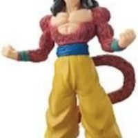 "Dragon Ball Z 4.5"" Real Works Figures  - Super Size 4 Goku (GT)"