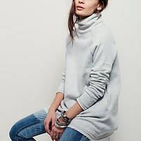 Free People Womens Bushwick Pullover