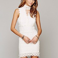 Nightcap Womens Florence Lace Dress