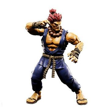 Bandai Tamashii Nations S.H. Figuarts Akuma Street Fighter Action Figure