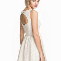 Fairy New S/L Lace Dress, Only