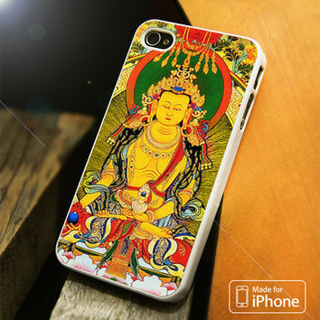 Buddha Painting iPhone 4(S),5(S),5C,SE,6(S),6(S) Plus Case