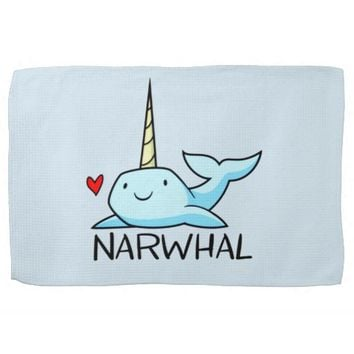 Narwhal Towels