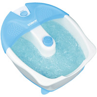 CONAIR FB5X Foot Bath with Heat, Bubbles & Attachment