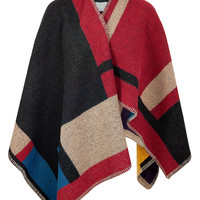 Burberry Shoes & Accessories - Wool-Cashmere Poncho