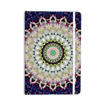 "Iris Lehnhardt ""Summer of Folklore"" Pink Navy Everything Notebook"
