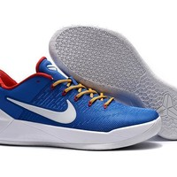 NIKE kobe Men's basketball sports shoes Nike Kobe 12 A.D. Size 40,41,42,43,44,45,46 bl