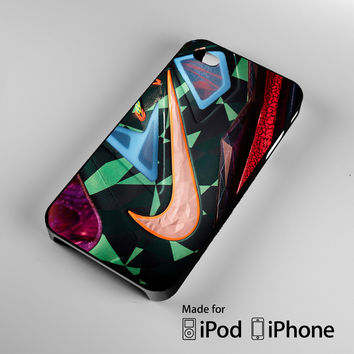 Nike Marks Lebron James MVP Tittle with Lebron Shoes iPhone 4 4S 5 5S 5C 6, iPod Touch 4 5 Cases
