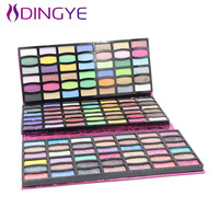 2016 New Portable 126 Colors Palette Makeup Set Neutral & Shimmer Matte Cosmetic Eyeshadow Free Shipping Eye Shadow
