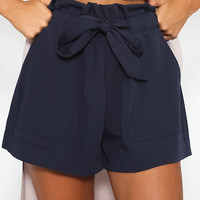 Repertoire Shorts - Navy