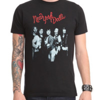 New York Dolls Group T-Shirt