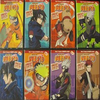 Naruto DVD Uncut Box Set Seasons 1-4