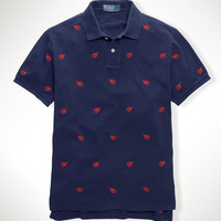 Custom-Fit Lobster Polo