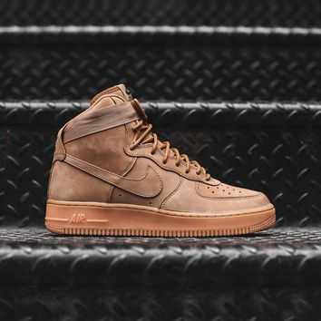 Nike Air Force 1 High - Flax / Gum - Beauty Ticks
