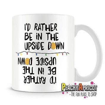 The Upside Down Mug