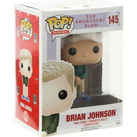 Funko The Breakfast Club Pop! Movies Brian Johnson Vinyl Figure