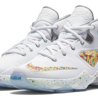 spbest LeBron 13 Fruity Pebbles