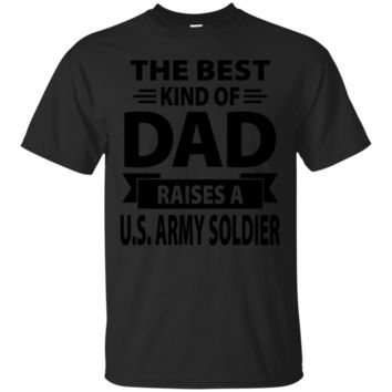 The Best Kind Of Dad Raises A U.S. Army Soldier