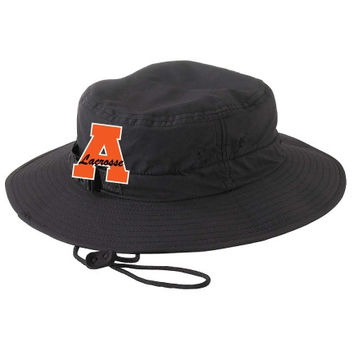 Amherst HS Mens Lacrosse Big Accessories Guide Hat