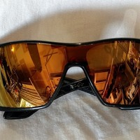Oakley Offshoot Shaun White Polished Black 24K Sunglasses