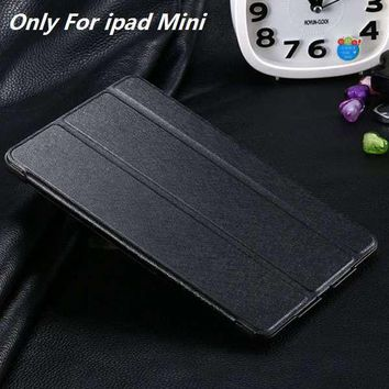 Luxury Leather Case For Apple Ipad Mini 1 2 3 Retina Accessories Stand Cover