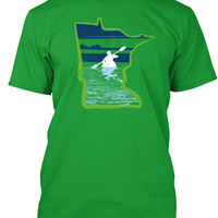 Minnesota Kayaking T-Shirt -UPDATED