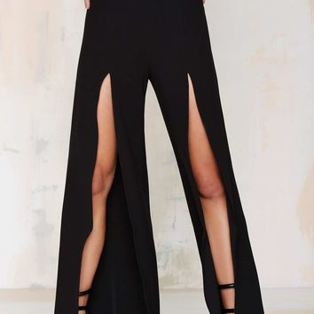 Finders Keepers Love Electric Slit Pants