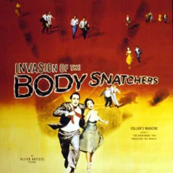 Invasion of the Body Snatchers Movie Poster 24x34