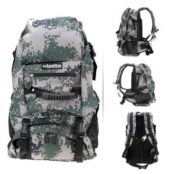 40l Large Capacity Men Women Backpack Travel Laptop Bag Water Resistant Professional Climbing Bags Travel Sport Hiking