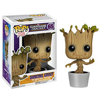 Dancing Groot Vinyl Pop Figure