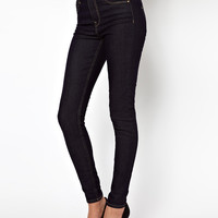 River Island | River Island Highwaist Super Skinny Jean at ASOS