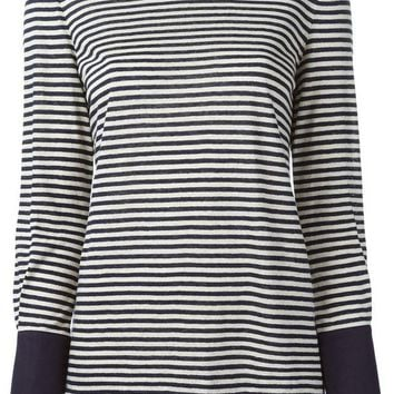 VONEG8Q Tory Burch striped t-shirt