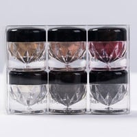 Cosmetic 6 Colours/Box Mineral Pearl Eyeshadow